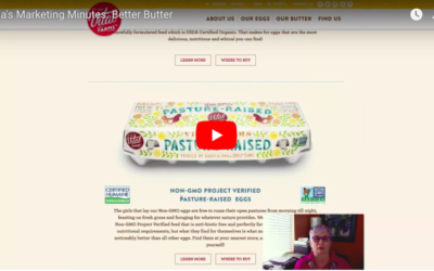Tina's Marketing Minutes: Better Butter